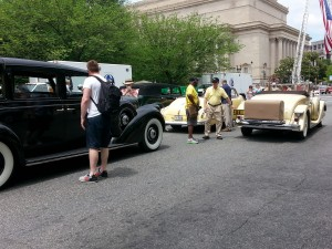 wwii-era-cars-memorial-day-parade