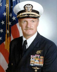 aptain Norm Olson Navy SEAL