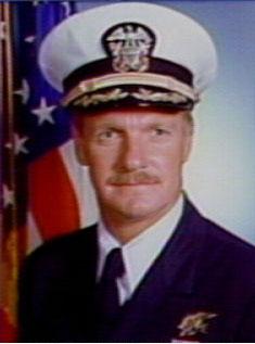 Capt Norman Olson SEAL
