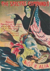 Japanese anti-Roosevelt-WWII-propaganda