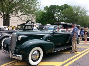 Bill-Dawson-Packard-Memorial-Day-Parade