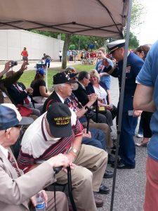 Bill-Dawson-wwii-Veteran-Staging-Area