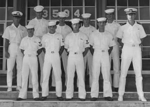 Navy SEAL BUD/S Graduation