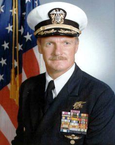 Captain Norm Olson Navy SEAL