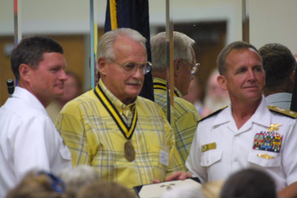 Norm Olson USSOCOM Commando Hall of Honor